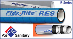 Sanitary Hoses - Ace Sanitary - acuity process solutions