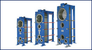 alfa laval - Gasketed plate-and-frame heat exchanger - acuity process solutions overview