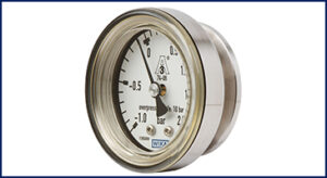 flush pressure gauge -wika - acuity process solutions